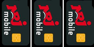 Picto carte SIM - Forfait