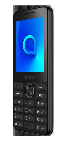 Téléphone Alcatel Alcatel 20.03 Black Comme Neuf