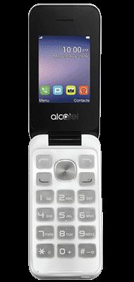Téléphone Alcatel Alcatel 20.51D SIlver état correct