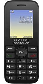 Téléphone Alcatel 10.16 noir