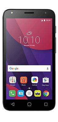 """Téléphone Alcatel PIXI4-5"""" 3G Noir"""