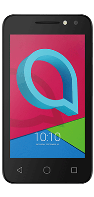 Téléphone Alcatel U3 3G Noir