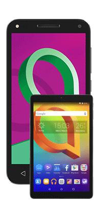 Téléphone Alcatel U5 3G Noir