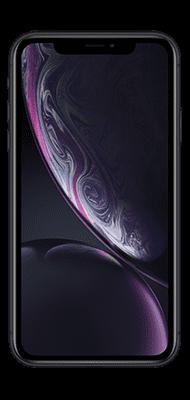 Téléphone Apple PRS Iphone XR Noir Bon Etat 19,99EUR + Carte SIM 10EUR