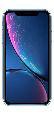 Téléphone Apple PRS Iphone XR Bleu Bon Etat 19,99EUR + Carte SIM 10EUR