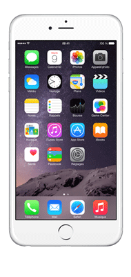 T�l�phone Apple iPhone 6 Plus Argent 16Go