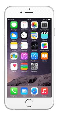 T�l�phone Apple iPhone 6 Argent 64Go