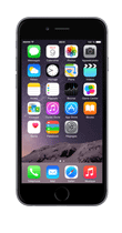 T�l�phone Apple iPhone 6 Gris Sideral 64Go