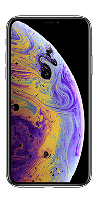 Téléphone Apple iPhone XS 256GB Silver Comme Neuf