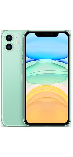 Téléphone Apple Apple iPhone 11 64GB Vert