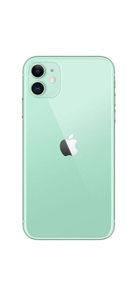 Téléphone Apple iPhone 11 64GB Vert
