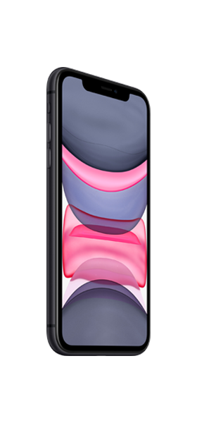 Téléphone Apple Apple iPhone 11 256GB Noir