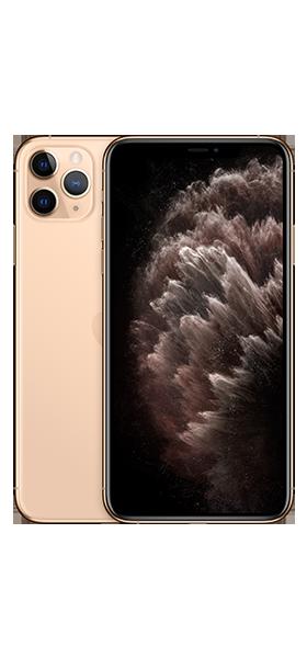 Téléphone Apple Apple iPhone 11 Pro Max 64GB Or