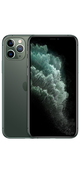 Téléphone Apple Apple iPhone 11 Pro 64GB Vert