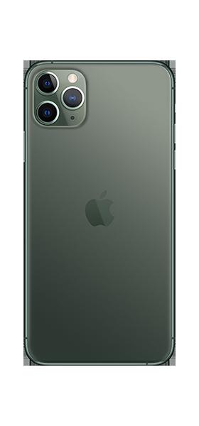 Téléphone Apple iPhone 11 Pro Max 64GB Vert