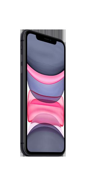 Téléphone Apple iPhone 11 256GB Noir Comme Neuf
