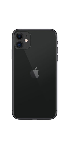 Téléphone Apple Apple iPhone 11 256GB Noir Comme Neuf