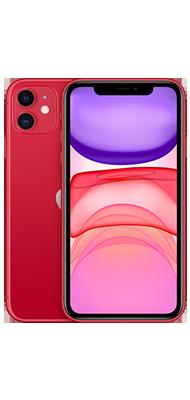 Téléphone Apple Apple iPhone 11 64GB Rouge Très bon état