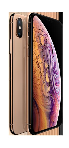 Téléphone Apple Apple iPhone XS 256Go Or état correct