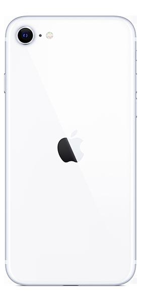 Téléphone Apple iPhone SE 64GB Blanc 2020