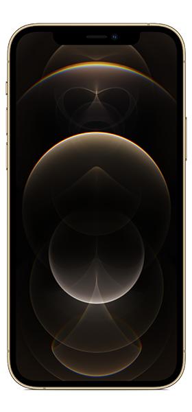 Téléphone Apple Apple iPhone 12 Pro 256GB Or
