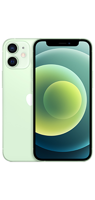 Téléphone Apple Apple iPhone 12 mini 64Go Vert