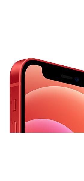 Téléphone Apple Apple iPhone 12 mini 128Go Rouge
