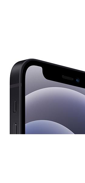 Téléphone Apple Apple iPhone 12 mini 256Go Noir