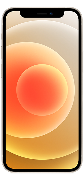 Téléphone Apple Apple iPhone 12 mini 256Go Blanc