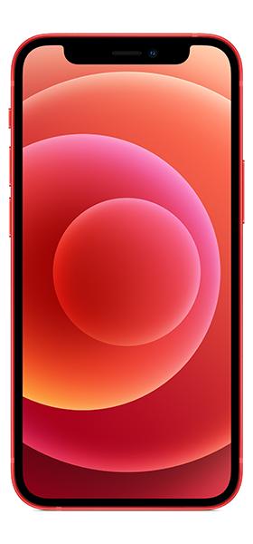 Téléphone Apple Apple iPhone 12 mini 256Go Rouge