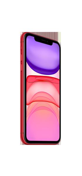 Téléphone Apple Apple iPhone 11 128Go Rouge SC