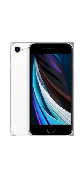 Téléphone Apple Apple iPhone SE 2020 64Go Blanc SC