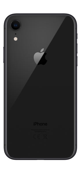 Téléphone Apple Apple iPhone XR 64Go Noir SC