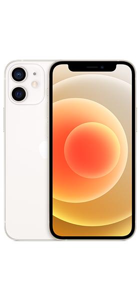 Téléphone Apple Apple iPhone 12 mini 64Go Blanc Comme neuf