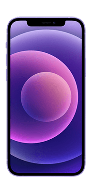 Téléphone Apple Apple iPhone 12 mini 64Go Mauve