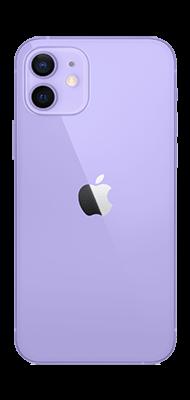 Téléphone Apple Apple iPhone 12 128Go Mauve