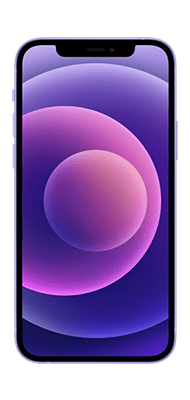 Téléphone Apple Apple iPhone 12 64Go Mauve