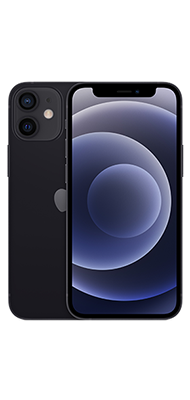 Téléphone Apple Apple iPhone 12 mini 64Go Noir Comme neuf