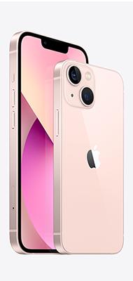 Téléphone Apple Apple iPhone 13 mini 128Go Rose