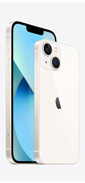 Téléphone Apple Apple iPhone 13 mini 256Go Blanc