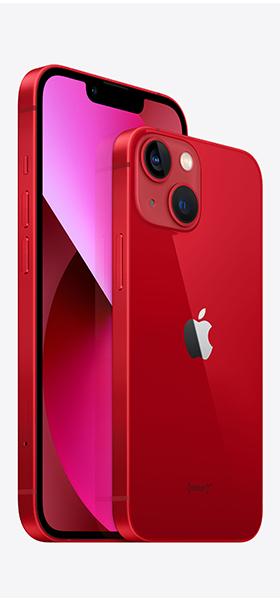 Téléphone Apple Apple iPhone 13 mini 256Go (PRODUCT)RED