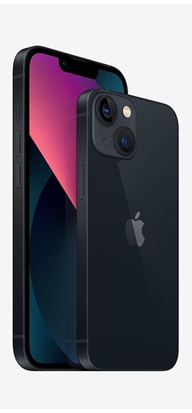 Téléphone Apple Apple iPhone 13 128Go Noir