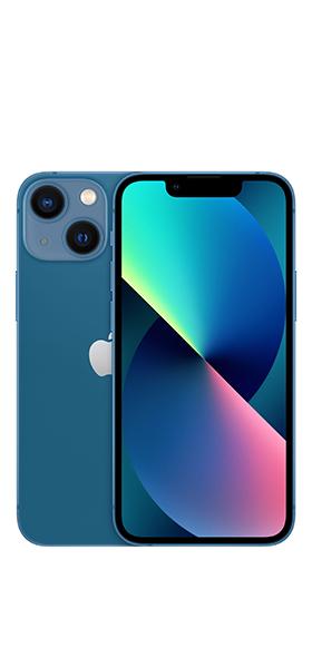 Téléphone Apple Apple iPhone 13 mini 256Go Bleu
