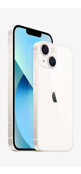 Téléphone Apple Apple iPhone 13 256Go Blanc