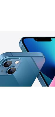 Téléphone Apple Apple iPhone 13 256Go Bleu