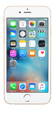 T�l�phone Apple iPhone 6s Or 128Go
