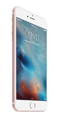 T�l�phone Apple iPhone 6s Plus Or Rose 16Go