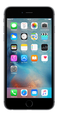 T�l�phone Apple iPhone 6s Plus Gris Sideral 64Go