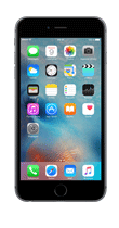 T�l�phone Apple iPhone 6s Plus Gris Sideral 128Go