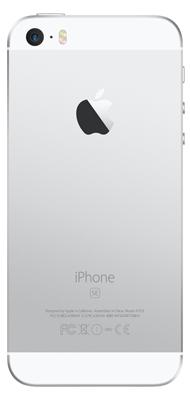 Téléphone Apple iPhone SE Argent 16Go